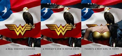 Megan Fox Isn't Wonder Woman