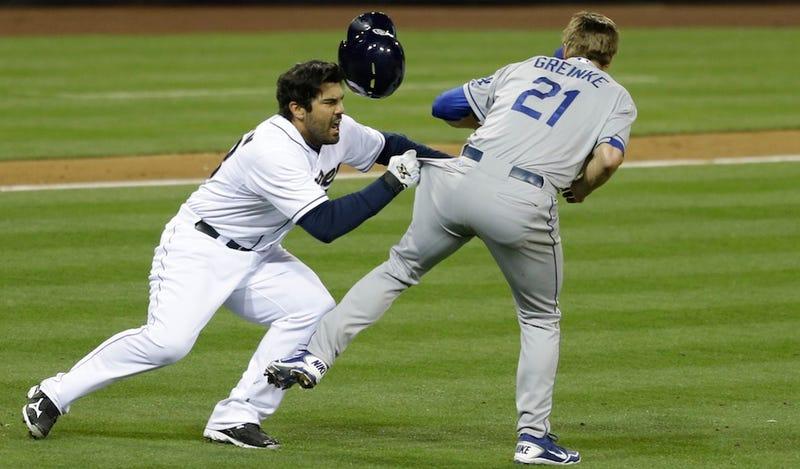 Padres CEO Blames Zack Greinke For Brawl, Likens Him To Rain Man