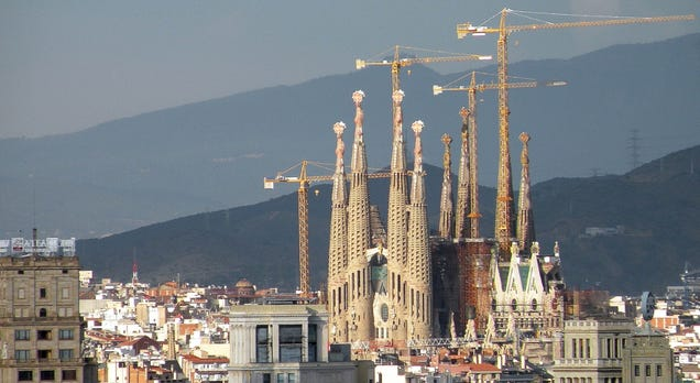 Can Architecture Perform Miracles? The Quest to Make Gaudi a Saint