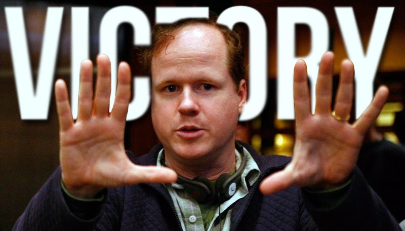 Three Cheers for Joss Whedon: King of the Geeks, King of the World