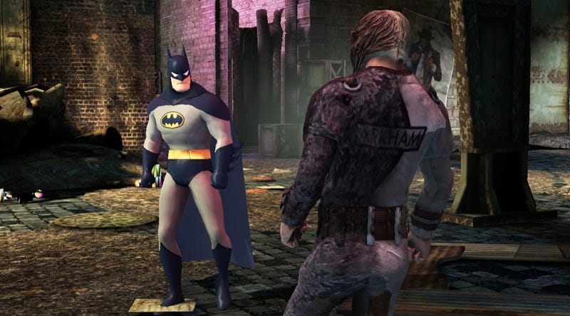 Batman's Return to Arkham City is Triumphant, But Short