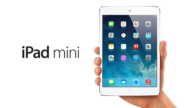 New iPad Mini Meta Hands-On: Ravishingly Retina (Updating)