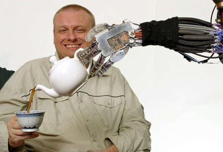 Japanese Team Breathes Life into Robotic Arm Whose Muscles Are Driven by Compressed Air