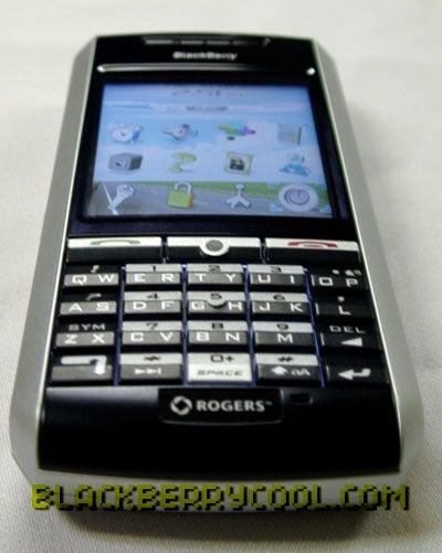 BlackBerry 7130g First Look