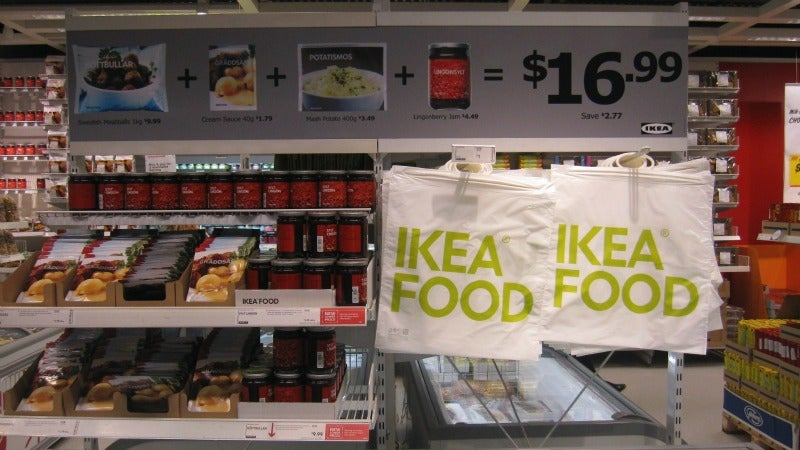 how to hack the ikea food market