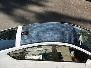 SEV Solar Roof Makes Prius Even More Prius-y