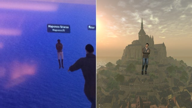 I Explored Second Life's Forgotten Worlds With an Oculus Rift