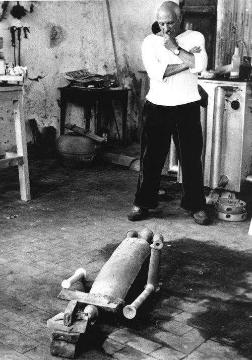 Retired Electrician Sitting on Picasso 'Treasure Trove'