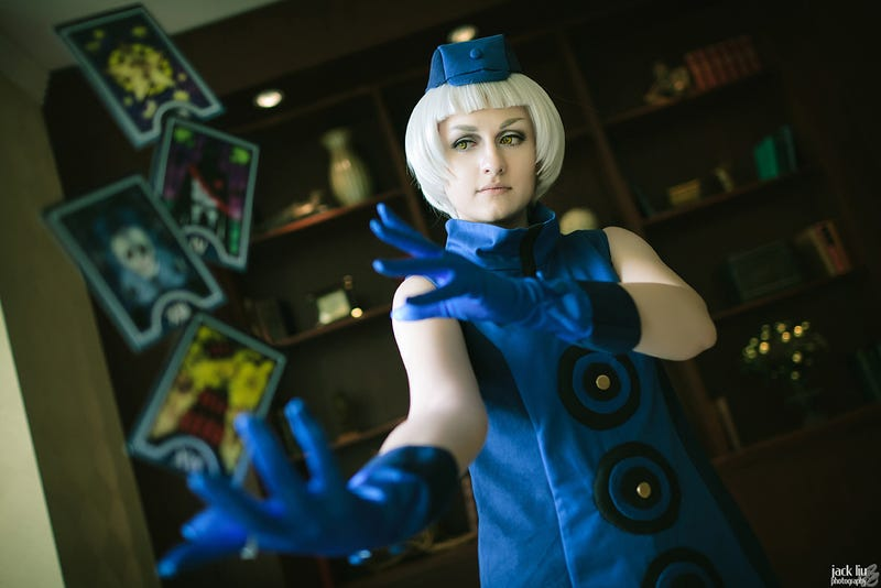 Oh Yes, Persona Cosplay Is Pure Magic