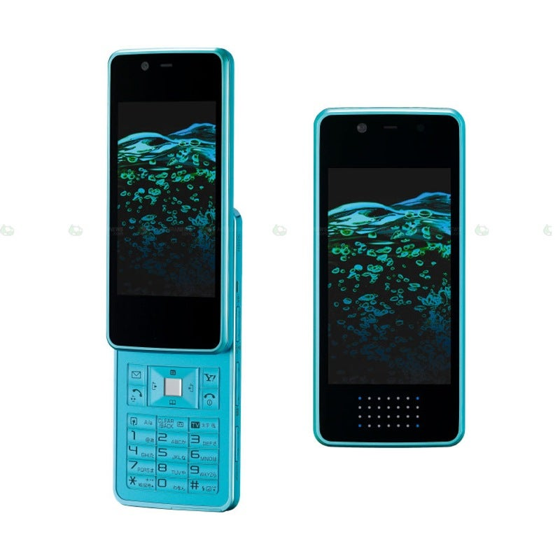 Sharp's Full Face 2 Cellphone Brings iNevitable Comparisons
