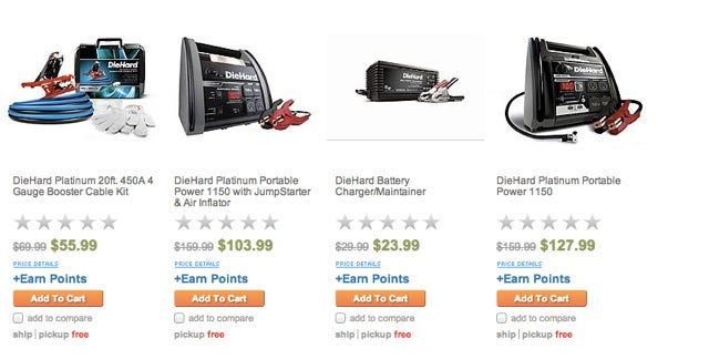 Deals: Wrench From The Future, DieHard Chargers & Accessories