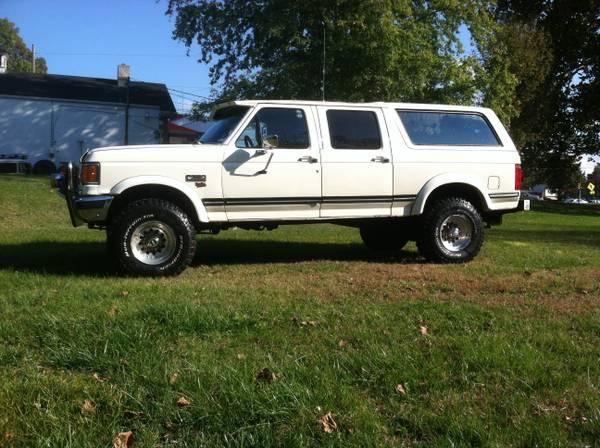 1990 Bronco Centurion!!!!!