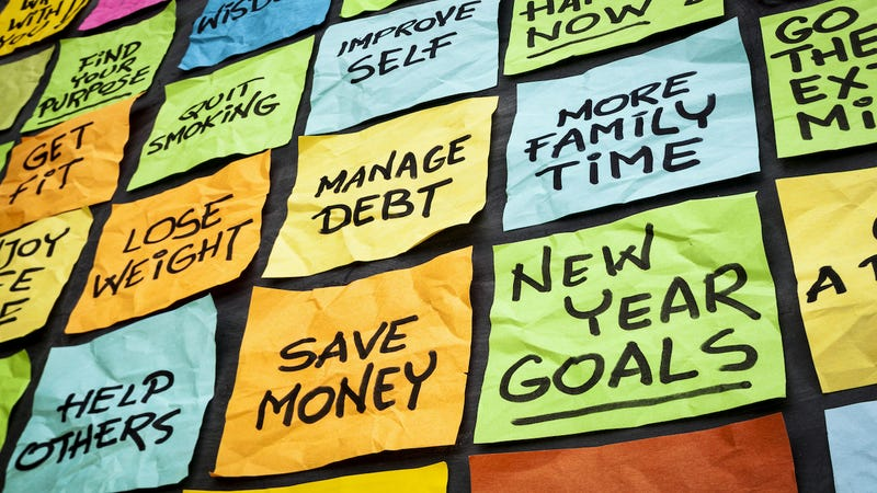 Four Tricks for Sticking to Your Financial Resolutions