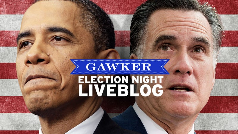 The Gawker 2012 Election Night Liveblog