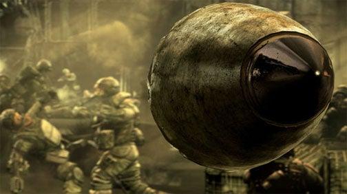 "Killzone 2's Interactive ""4D"" Ad Hits PlayStation Store Today"