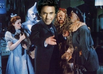 We Are One Step Closer to a Robert Downey Jr. Wizard of Oz