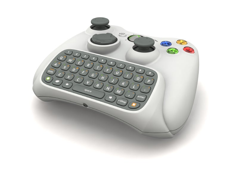 Xbox Spring Update: Holy Hardware QWERTY and Fresh Firmware