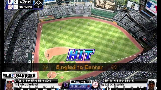 Sega's MLB-Licensed Management Sim Launches