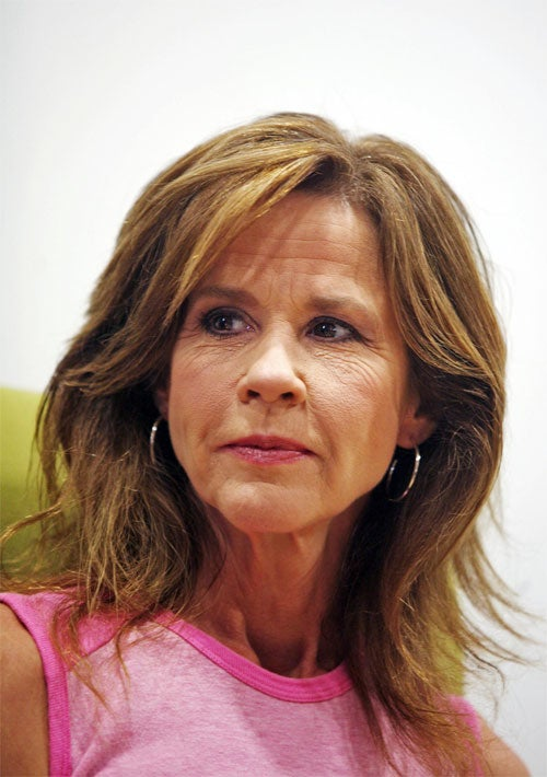 Linda Blair: There She Goes Again