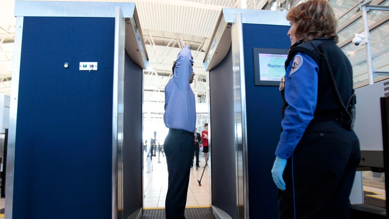 The TSA Laughs At Your Naked Body And Does Not Stop Terrorists