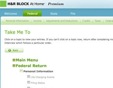 Lifehacker Faceoff: H&R Block vs. TurboTax Online Tax Prep