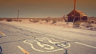 Good for the Soul, Bad for the Heart: Two Weeks on Route 66 With My Ex