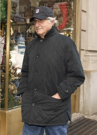 Bernie Madoff Victimized Victim Again With Old-Person Sex