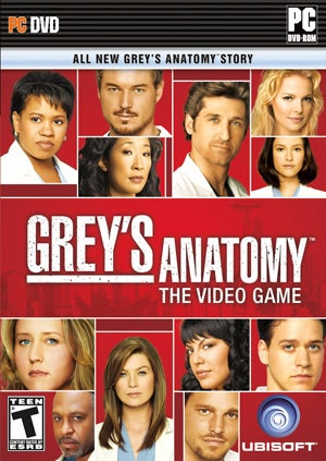 Ubisoft Makes Grey's Anatomy Game Official