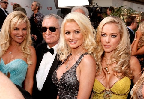 Is Hugh Hefner's Pimp Hand Losing Its Strength?