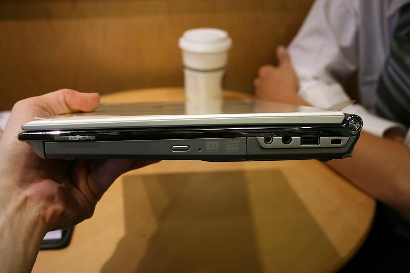 Asus Reveals Bamboo-Trimmed U6, Ditches All-Bamboo EcoBook Concept