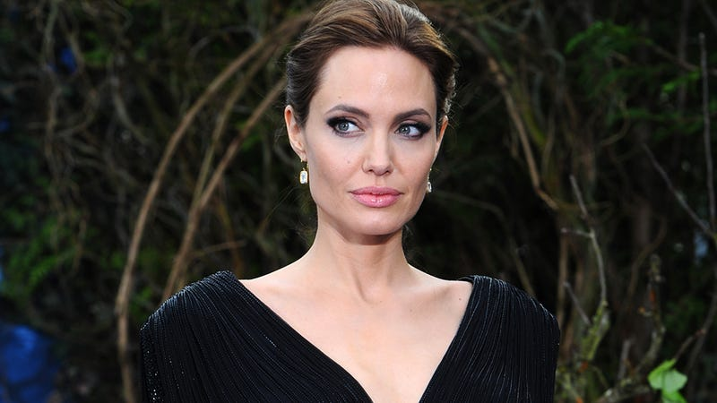 Angelina Jolie's Role as Cleopatra Might Be Her Last
