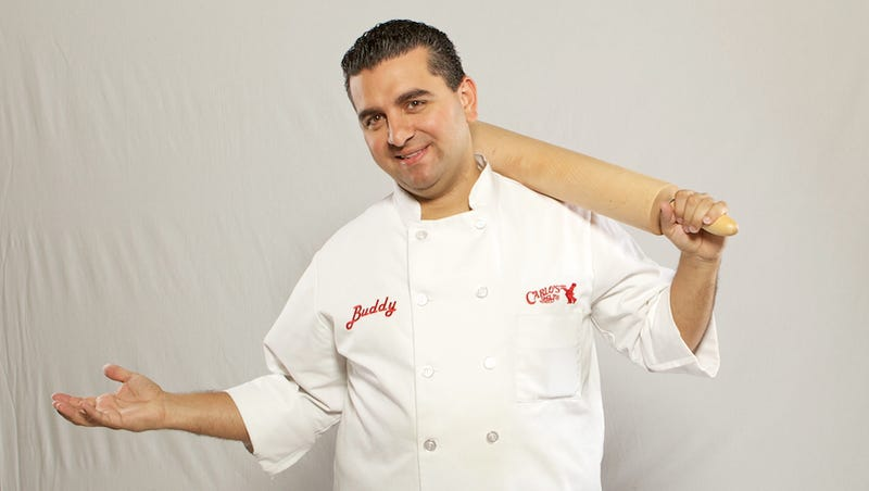 ​Cake Boss Rescued From Boat Stranded in Thick, Icing-Like Fog