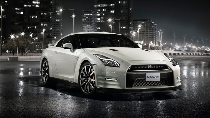 This Is How The Nissan GT-R Got So Expensive