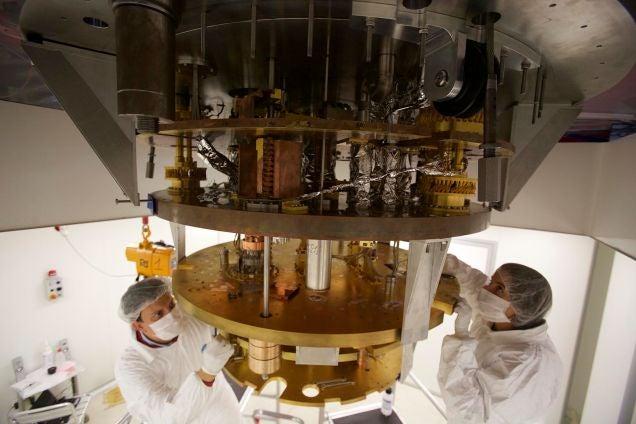 Científicos crean el objeto más frío del universo conocido