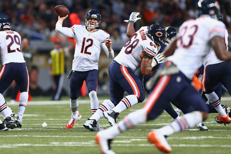 Josh McCown Is Good Now, For Some Reason