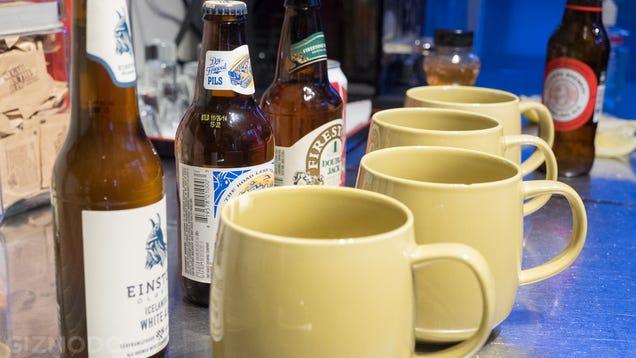 Hot Beer. No Really, Hot Beer.