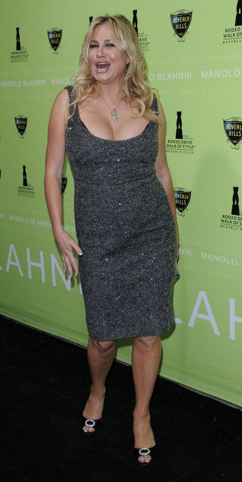Jennifer Coolidge's Dress Is (Almost) Off The Rack