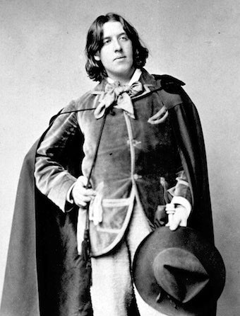 A New Avenue For Your Oscar Wilde Fantasies