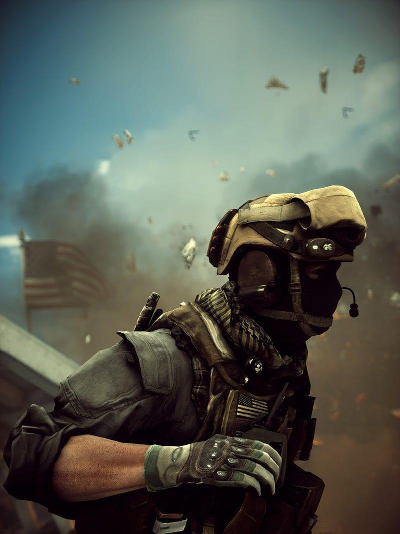 Battlefield 4 Screenshots Become Stunning Photographs