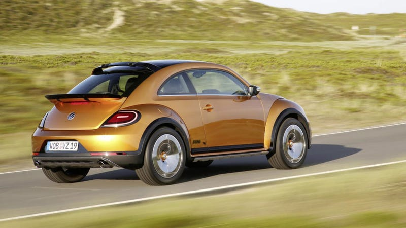 VW Says That Just Maybe They Will Build The Dune
