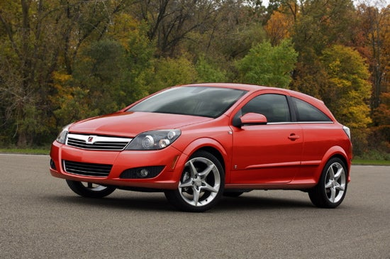Chicago Auto Show: Yes, That's A 2008 Saturn Astra