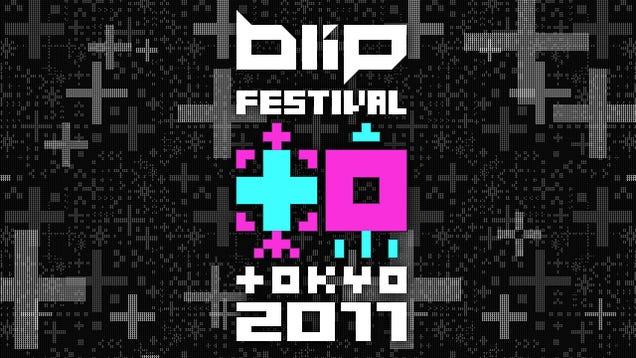 ░▒▓ Announcing Blip Festival Tokyo! ▓▒░░░░░░░░░░░░░