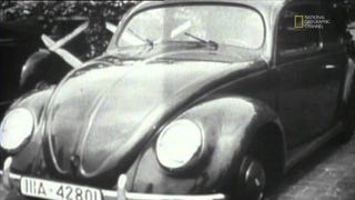 How The Volkswagen Beetle Came To Exist (And Almost Didn't)