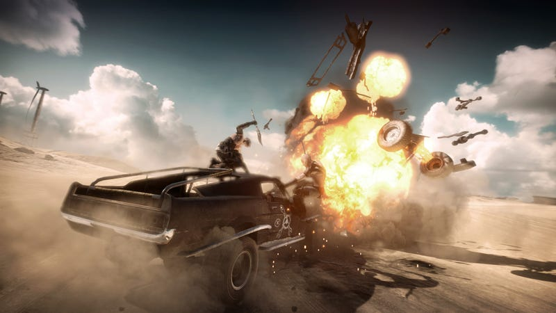 The New Mad Max Game Will Be Vast, Violent and Not Sound Australian