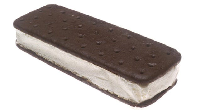 Leaked: First Photos of Ice Cream Sandwich