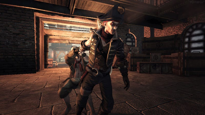 First Fable III Screens: Child-Catching & Musketry