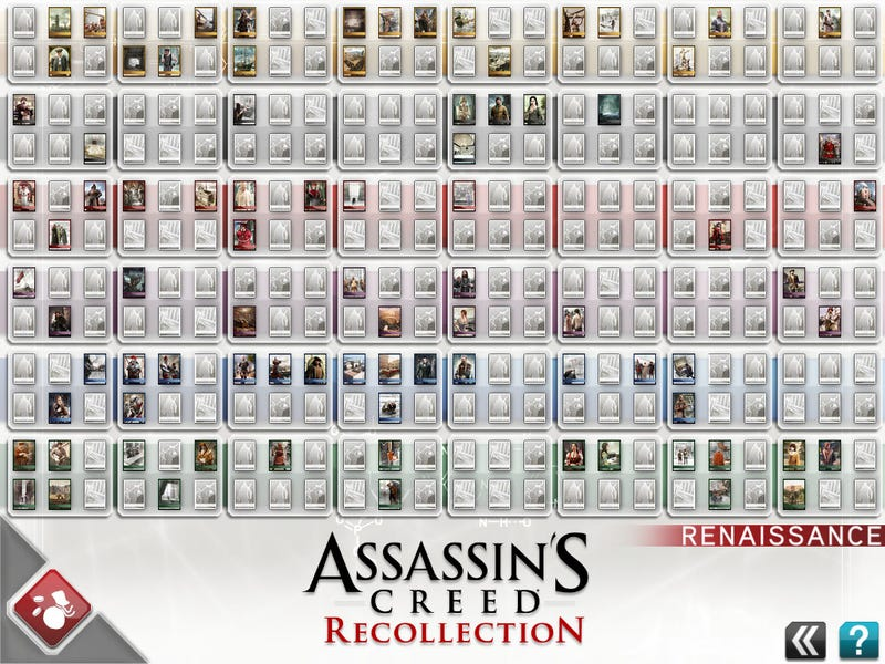 We're Getting a 10-Hour Assassin's Creed iPad Board Game for the Holidays