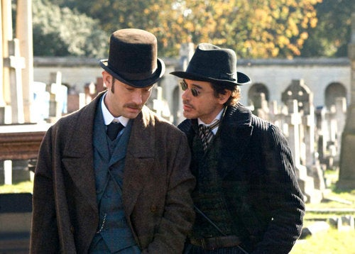 Seven Duos Gayer Than Sherlock Holmes and Dr. Watson