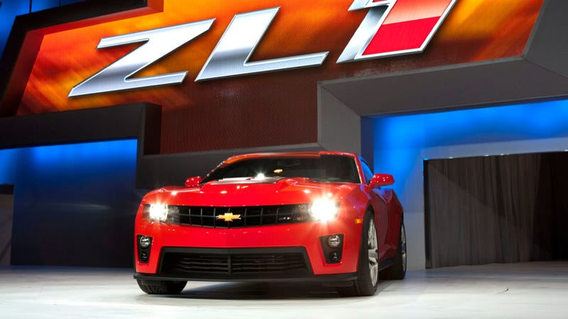 2012 Chevy Camaro ZL1, 'Never Say Never' To Lotus Sale, And Tesla Loses More Than Expected