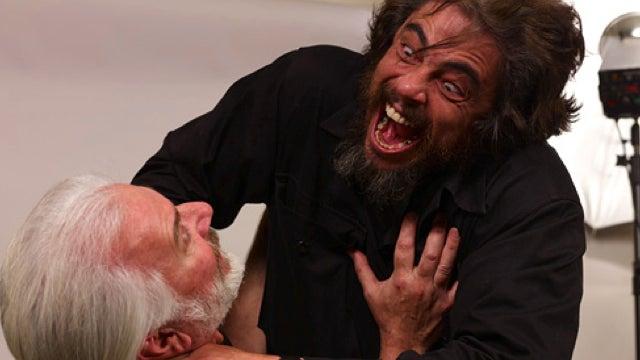 What villain should Benicio Del Toro play in Star Trek 2? You decide!